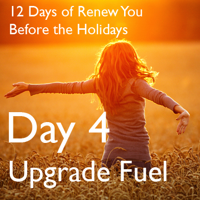 12 Days of Renew You Before the Holidays - Day 4