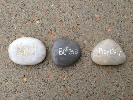 Believe Rocks