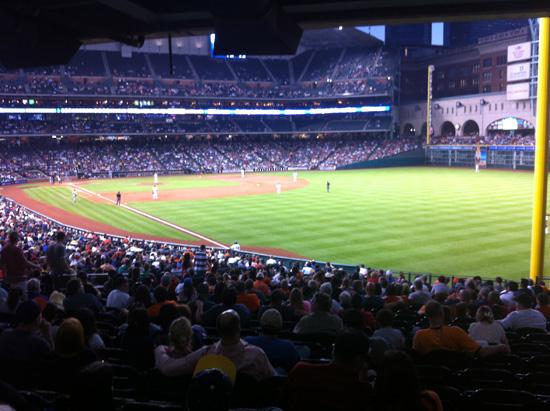 Astros Field