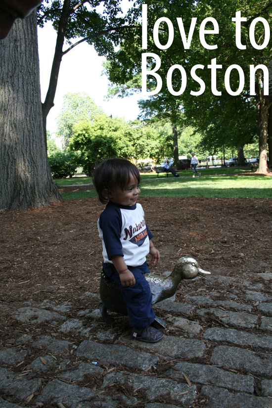 Love to Boston