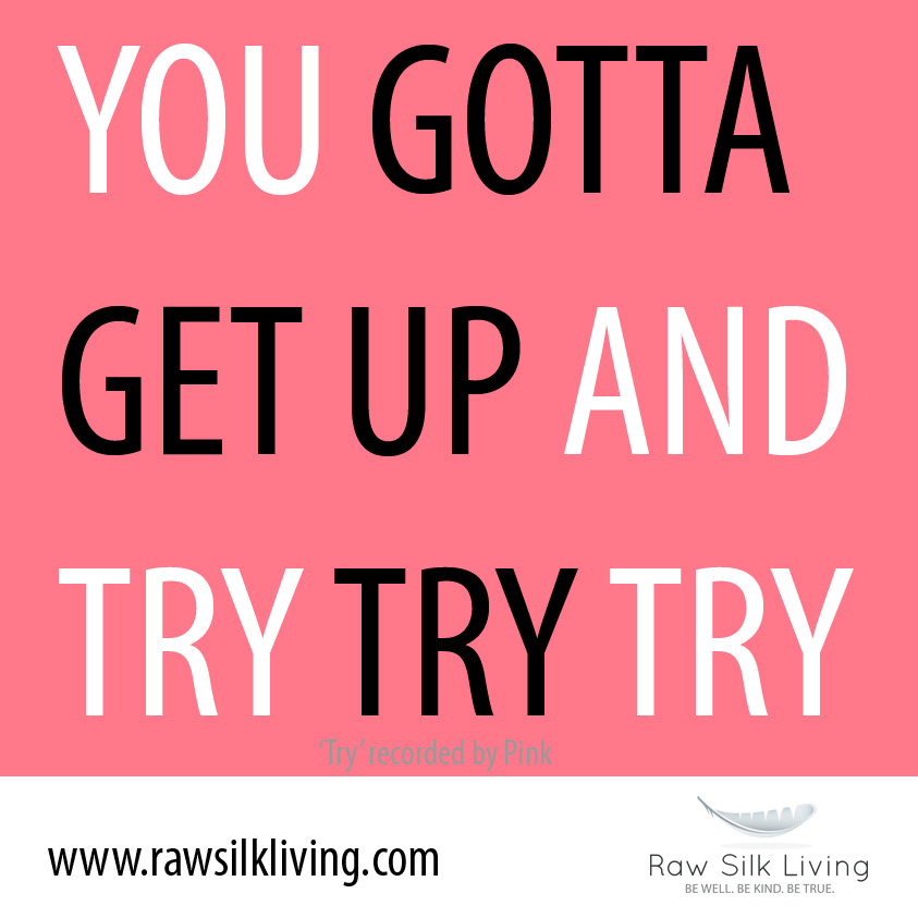 Pink Video Try | You Gotta Get Up and Try Try Try Raising Hope