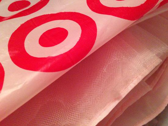 Target Garment Bag