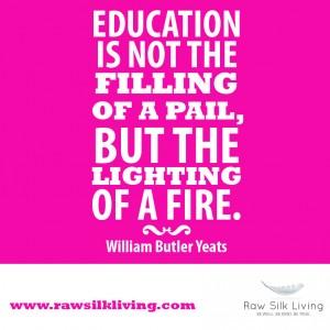 Yeats Quote