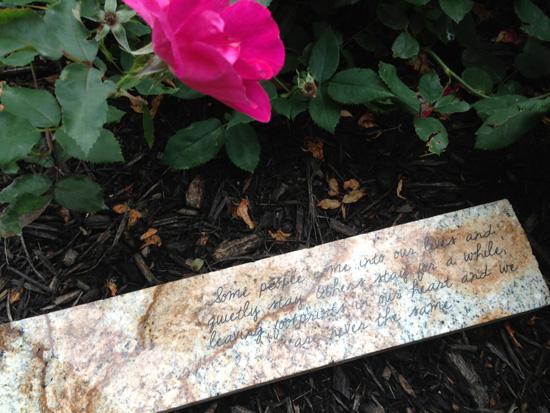 Garden Granite Quote