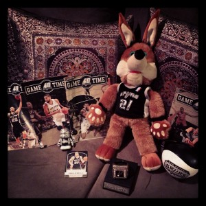 Spurs Shrine