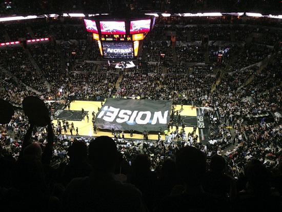 Spurs Noise