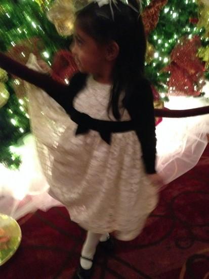 Wortham Christmas Tree Nutcracker