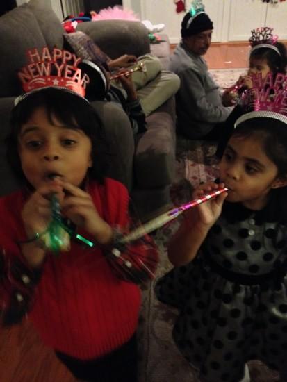NYE 2014 Blowers